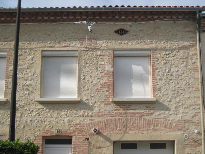 R fection de fa ade albi 81 judica l gu rin artisan for Refection facade maison