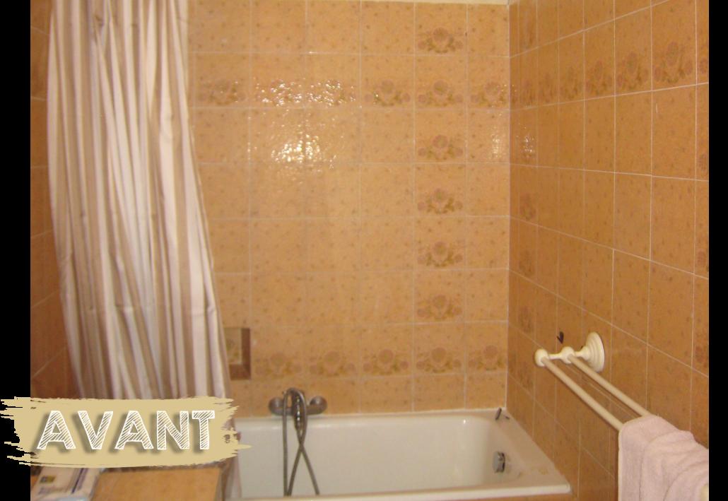 Salle de bain Béton ciré, Puycelsi (81) - Judicaël Guérin, artisan ...
