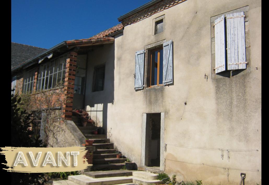R fection de fa ade tarn 81 judica l gu rin artisan for Refection facade maison